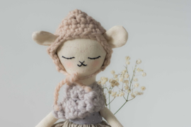 Lovely Little Sheep- Marie