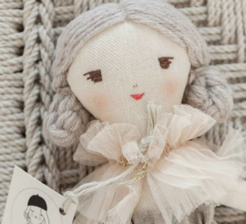Mermaid Doll- Danie