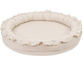 Cotton & Sweets Junior nest Pure Nature - Natural