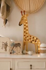 Little Lights Giraffe Yellow