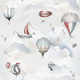 'Balloons Adventure ' Behang