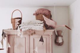 Ooievaar, Powder-Pink
