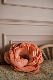 Wandbloem Hazelnut Cappucino - 30 cm