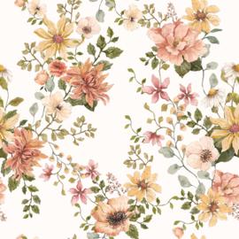 'English Garden ' Behang