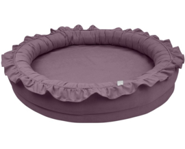 Cotton & Sweets Junior nest Basic - Moody Violet