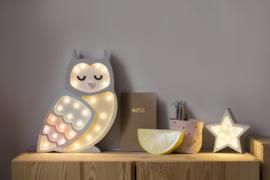Little Lights Pastel Owl