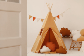 """Tipi Tent """" Ocher'"""