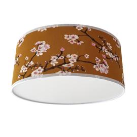 Plafondlamp Lentebloesem -Oker