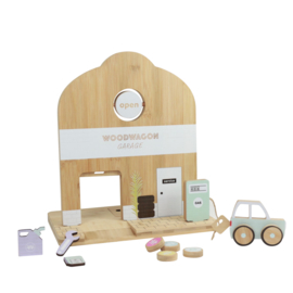 Little Bamboo Garage- Woodlane