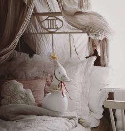 Circus Duck,  White