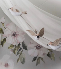 Sparrow garland