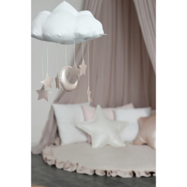 Cloud Mobile White, Cotton & Sweets- Rose
