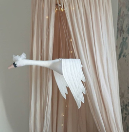 Swan Mobile -White
