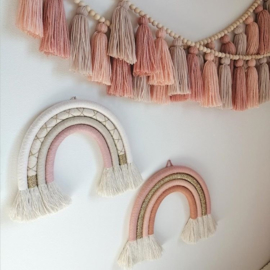 Tassel Garlande Blush