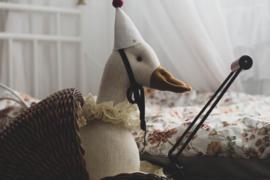 Circus Duck, Beige