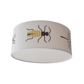 Plafondlamp insecten, ANNI design