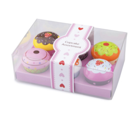 Cupcake assortiment New Classic Toys