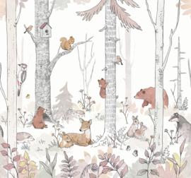 Forest -Behang