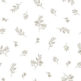Behang Leaves- 2 rollen