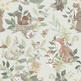 Woodland-Small- Behang