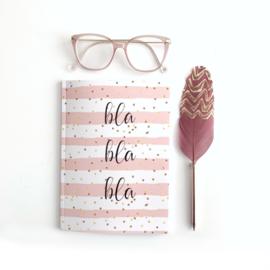 Bla bla bla uitspraken boek Pink Dots