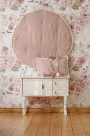 """ Cozy & Soft"" (Speel)kleed Pink & Peony- Tweezijdig"