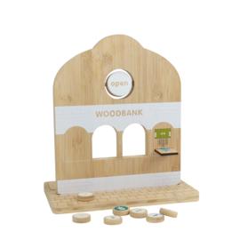 Little Bamboo Bank- Woodlane