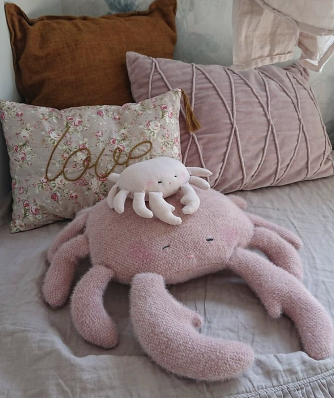 Krabben set