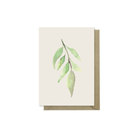 Minikaartje | Leaf