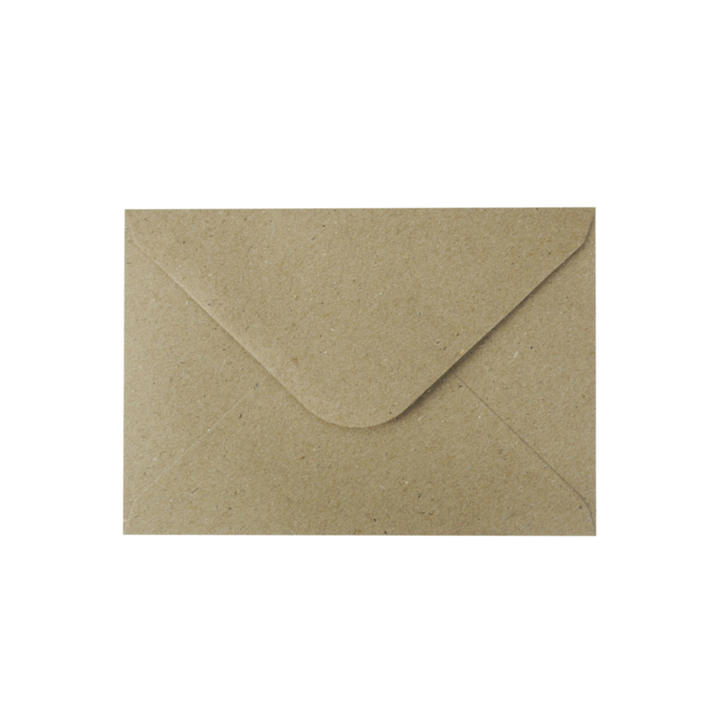 Gerecyclede Envelop C6