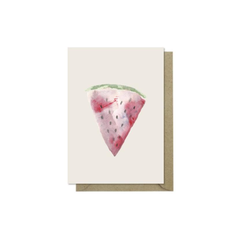 Minikaartje | Watermelon