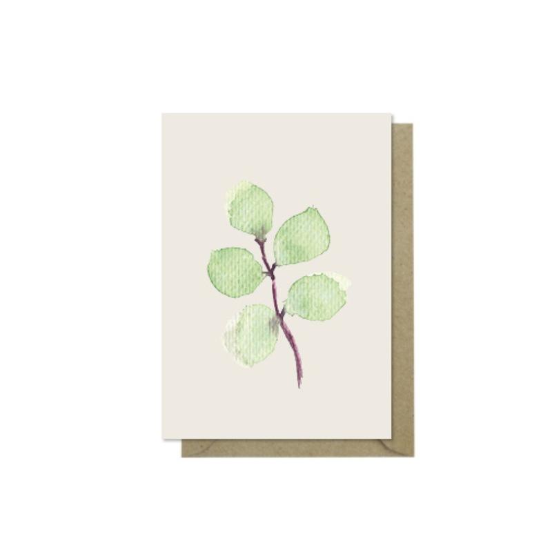 Minikaartje   Leaf