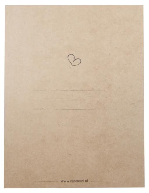 gastenboek invulkaarten achterkant