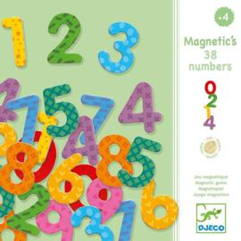 Djeco - Magneten cijfers