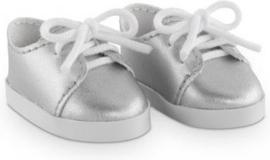 Ma Corolle - Zilveren sneakers