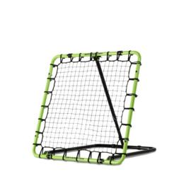 EXIT - Tempo multisport rebounder 100x100cm - groen/zwart