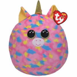 Fidget toy - Squishmallow - Ty Squish a Boo - Fantasia  The Unicorn - 31 cm