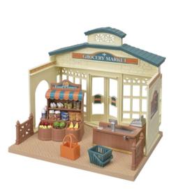 Sylvanian families - Supermarkt