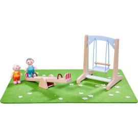 Haba - Little Friends - Speelset Speeltuin