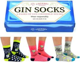 Odd Socks - Gin - Sokken voor dames