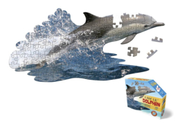 Madd Capp Puzzel - I am Lil Dolphin - 100 stuks