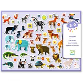 Djeco - Stickers - Mama's En Kleintjes