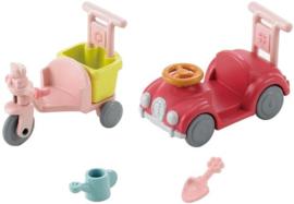 Sylvanian families  - Rijdend Speelgoed voor peuters