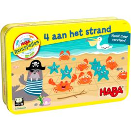 Haba - 4 aan het strand