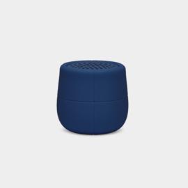 Lexon - Mino X drijvende bluetooth Speaker - donkerblauw