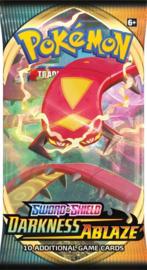 Pokémon Sun & Moon Darkness Ablaze Boosterpack