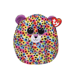 Fidget toy - Squishmallow -  Ty Squish a Boo - Giselle The Leopard  - 20 cm