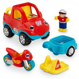 WoW Toys - Marco's Moto Team
