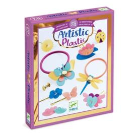 Djeco - Artistic Plastic - Accessoires de coiffure