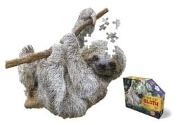 Madd Capp Puzzel - I am Lil Sloth - 100 stuks